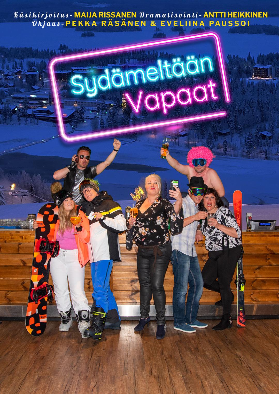 You are currently viewing Talvinäytelmä: Sydämeltään vapaat, Tahkolla 12.11.2021 – 22.1.2022